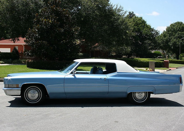 176 best Cadillac 1969-70 images on Pinterest   Cadillac, Chevy and