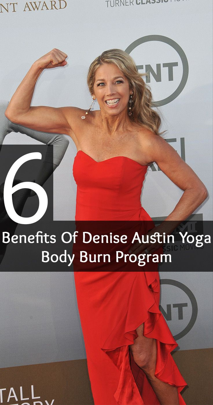 17 Best images about Denise Austin on Pinterest | Yoga ...