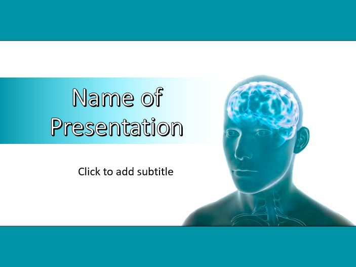 91 best Powerpoint Templates images on Pinterest - brain powerpoint template
