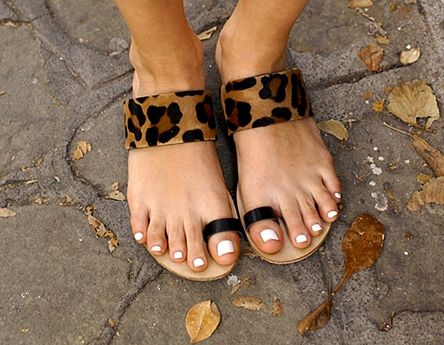 Our Favorite Flat Sandals For Your Work Commute