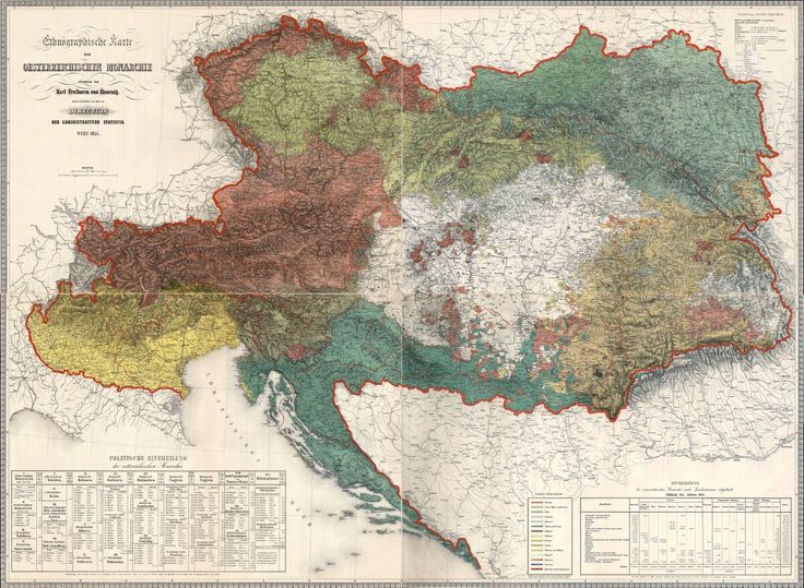 91 best 2426 go maps austro hungarian empire images on 1855 ethnographic map of the austrian empire sciox Images