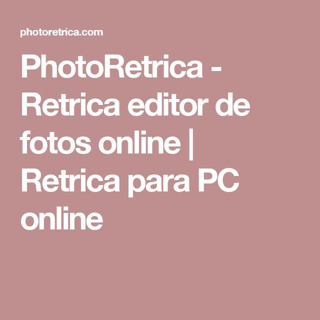 PhotoRetrica - Retrica editor de fotos online | Retrica para PC online