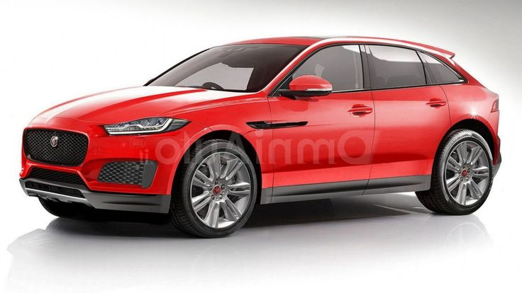 Jaguar E-Pace: каким будет новый кроссовер Ягуар