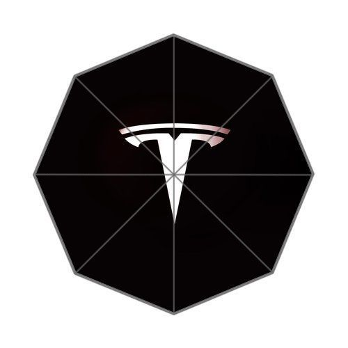 All Weather Umbrella Tesla Motors Custom Rain Foldable Travel Umbrella -- You can find more details by visiting the image link.