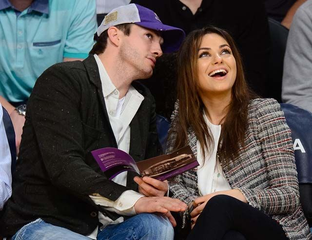 Explore Talent   Mila Kunis and Ashton Kutcher's Love Story: From First Kiss to First Child   http://www.exploretalent.com/articles