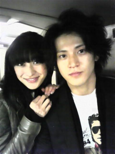 Yamada Yu and Oguri Shun