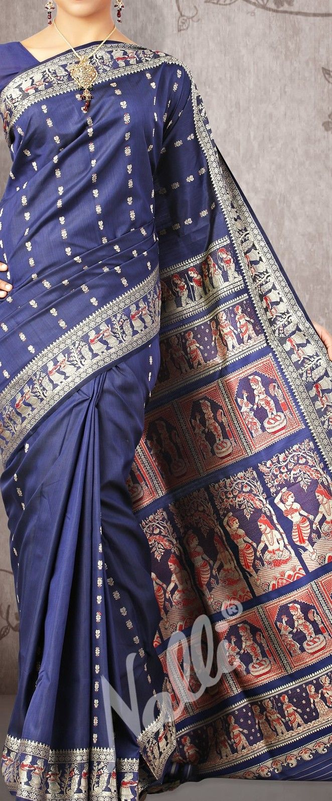 Pin on indian silk in demand