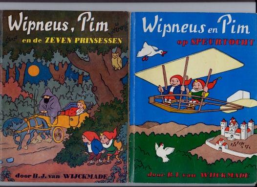 Wipneus en Pim...