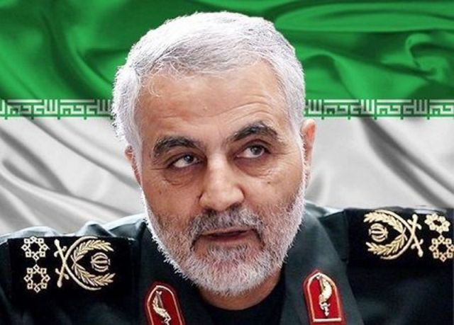 'The conduct of the [Israeli] regime shows that it will not last,' Iranian general Qasem Soleimani declared.