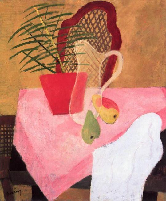 Róbert Berény (Hungary 1887-1953) Carafe (1930) oil on canvas
