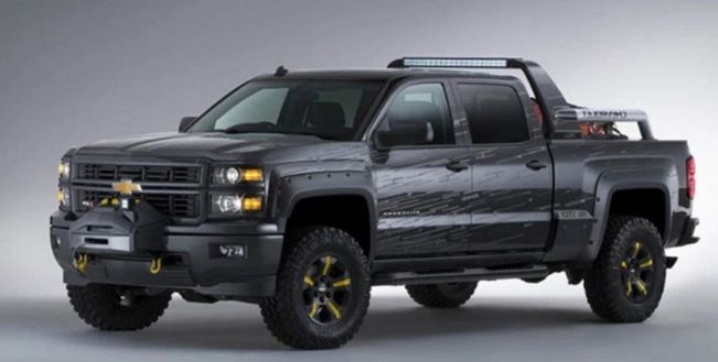 2018 Chevy Avalanche Specs, Reviews, Change, Redesign, Rumors, Price, Release Date