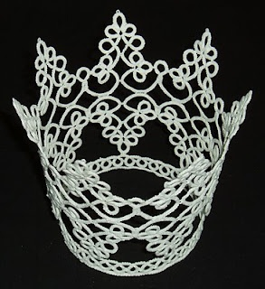 Crochet crown.