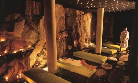 Wellness e Benessere all'interno del @Romantik Hotel Turm [Selezione #terme in #Italia --> http://www.allyoucanitaly.it/blog/Italia-e-le-terme-vacanze-all-insegna-di-relax-e-benessere]