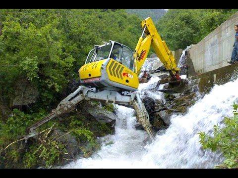 spider logging machine
