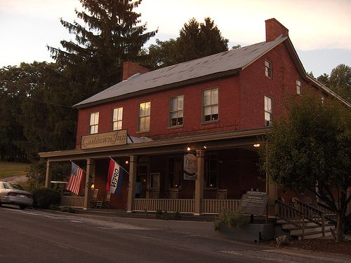 Jason And Grant From Ghosthunters Went Here So We Had To Give It A Shot Haunted Hotelhaunted Placesgettysburg
