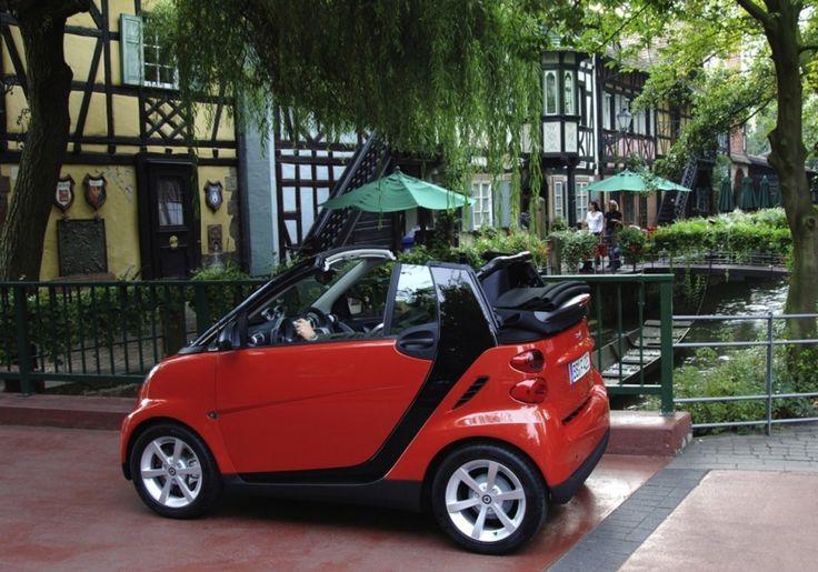 The weekend is close #smart #car #weekend #happy #enjoy