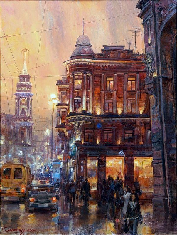 St. Petersburg_Ivan Slavinsky