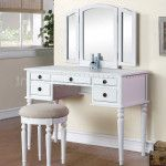 13 Gorgeous bedroom vanity table with drawers Photo Ideas