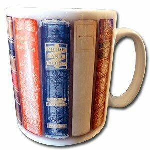 Jane Austin mug