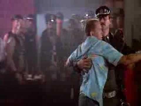 Blue Oyster Bar - Police Academy