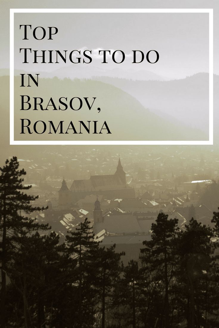 Things to Do in Brasov: The Ultimate Guide. What to see, eat, and experience in Romania's prettiest city. Brasov Travel Guide | Best Things to Do in Brasov | Romania travel guide | Where to eat in Brasov | Brasov activities | Brasov, Romania | Things to do in Romania