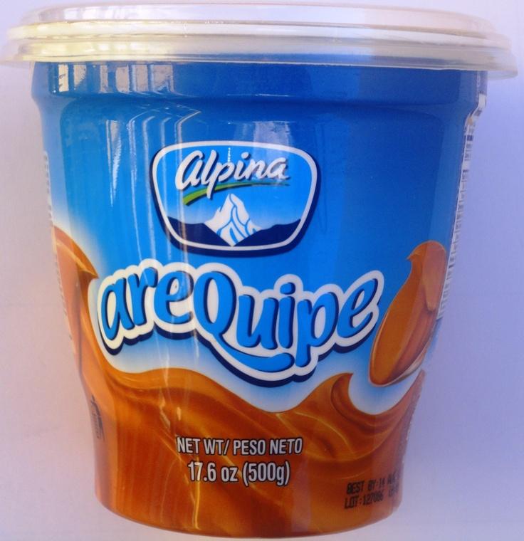 Arequipe Alpina, the best!!!