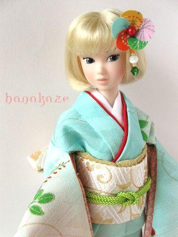 momokoのお着物(振袖、小紋、浴衣etc...) : hanakaze - 花風