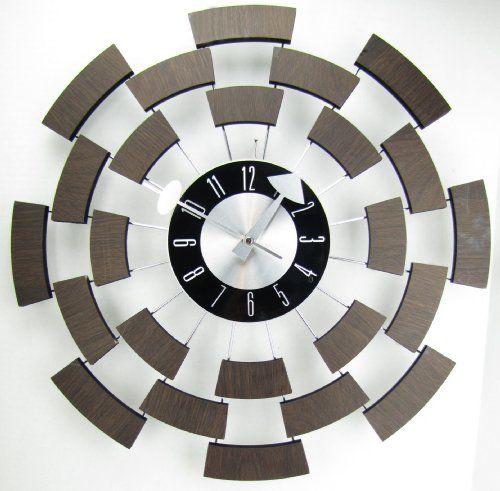 856 Best Modern Clocks Images On Pinterest Modern Clock