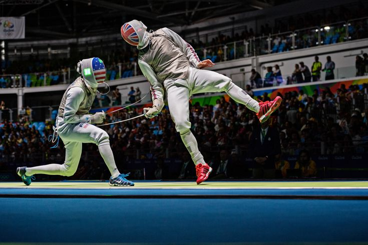 Rio 2016 Summer Olympic Games - Day 2 Fencing - Men's Foil Individual Carioca…