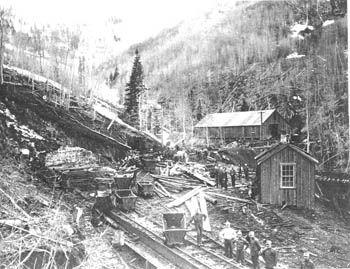 1900 Winters Quarters Disaster - Scofield, Utah