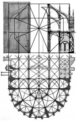 Dynamic Unfolding and the Conventions of Procedure: Geometric Proportioning Strategies in Gothic Architectural Design