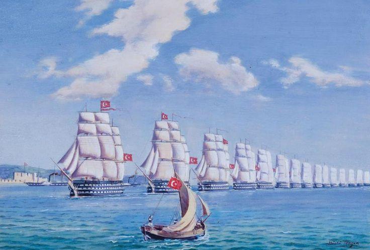 [Ottoman Empire] Ottoman Navy (Osmanlı Donanması)