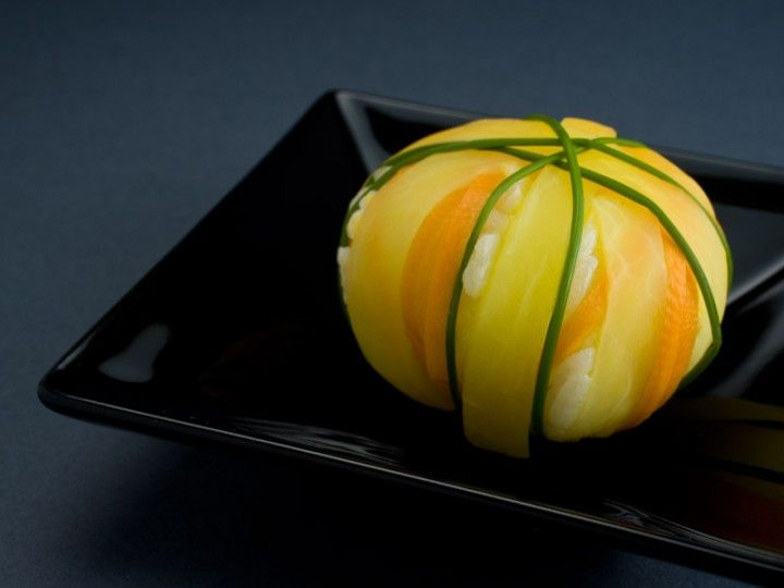 Le temari sushi ou le figuratif dans la cuisine japonaise - Le Manger