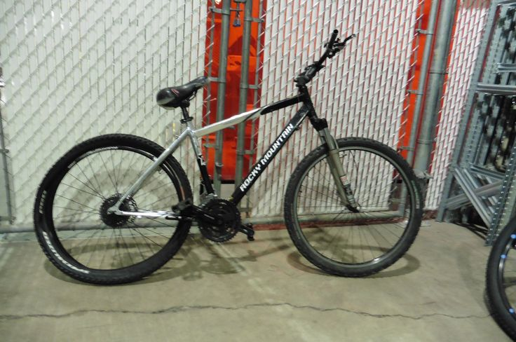 Is this your missing bike? This bike was recovered in September, 2016. If you recognize it and can prove it's yours (Serial number) contact EPSPinterest@edmontonpolice.ca or call Nicole Draves at 780-391-4569.