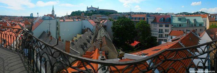 MUSEUM OF ARMS AT MICHAEL'S TOWER - WelcomeToBratislava | WelcomeToBratislava
