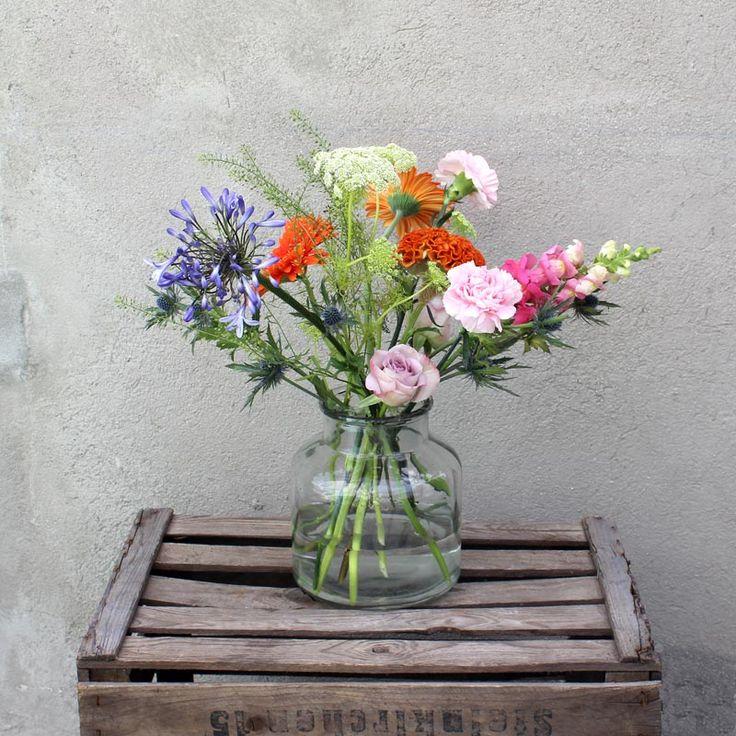 Mis Flores en Casa - Ramo Precioso   Floristería Bourguignon