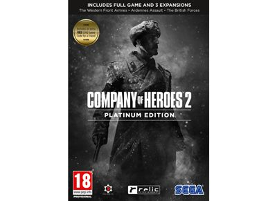 Company of Heroes 2 Platinum Edition - PC Game - http://tech.bybrand.gr/company-of-heroes-2-platinum-edition-pc-game/