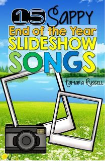 Looking for some sappy end of the year songs?  Check out this list of old and new songs to round out your end of the year slideshow!