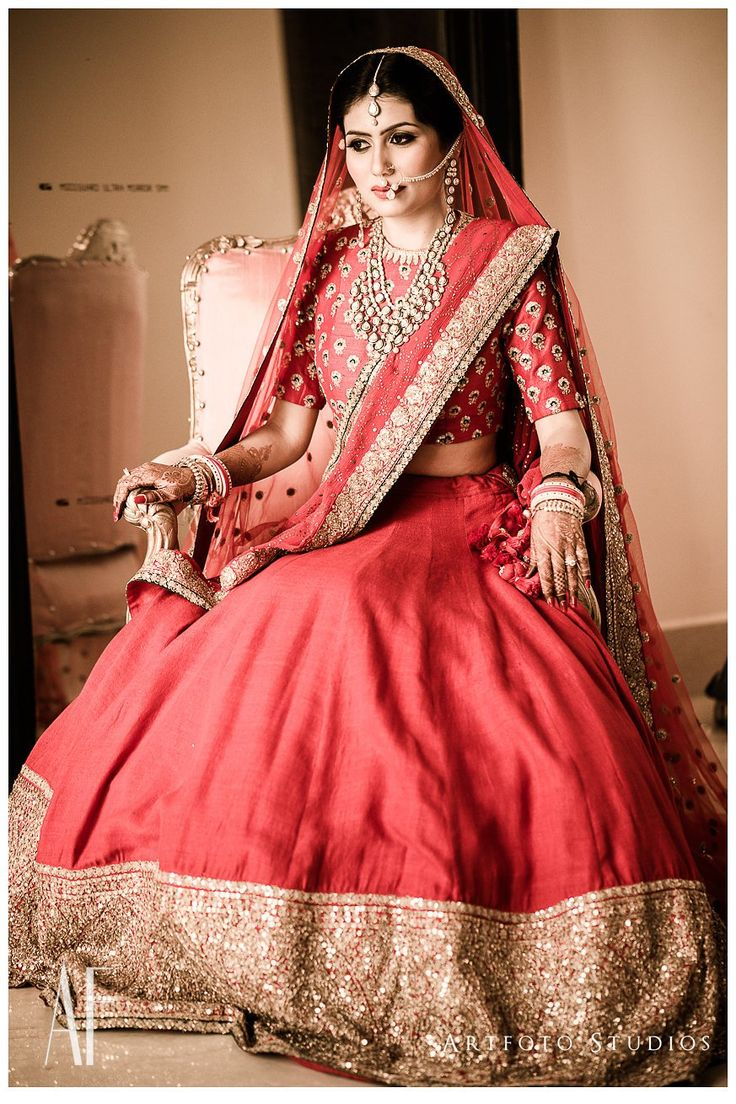 Henna + Ashish | Colourful Indian Wedding in Delhi | Think Shaadi