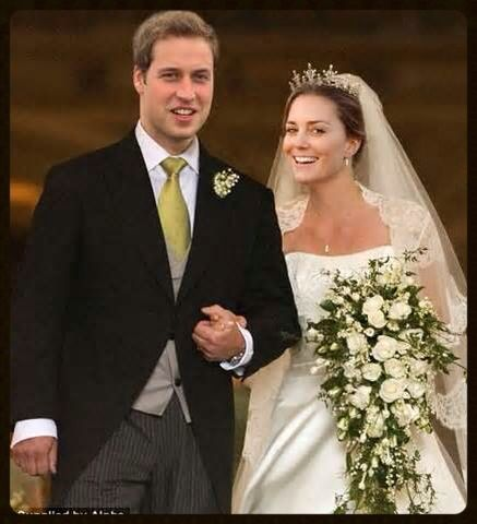 Prince William, Duke of Cambridge * Catherine, Duchess of Cambridge