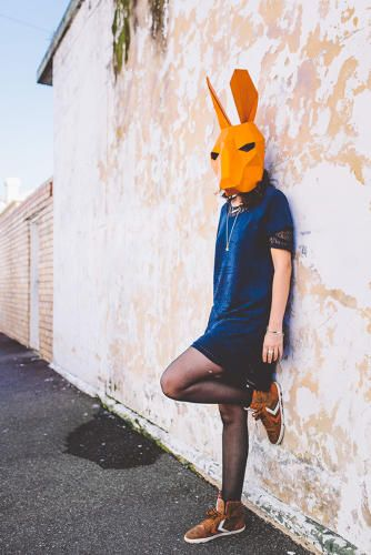 Cool, Weird Halloween Costumes You Can Pull Out Of A Printer   Co.Design   business + design