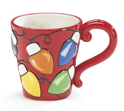 extraordinary mug design. Colorful Holiday Christmas Lights Stoneware Coffee Mug  18 Creative Mugs Designs 1001 best Collections Cups mugs images on Pinterest