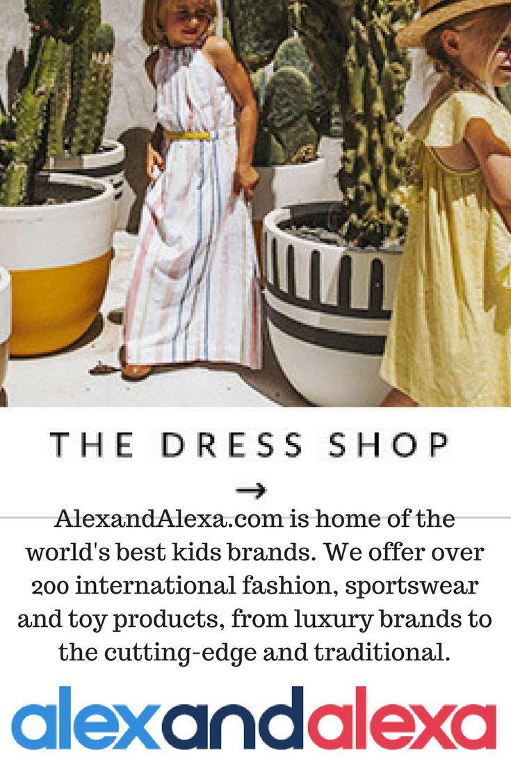 1bb7b393d681 AlexandAlexa.com is home of the world s best kids brands. We offer over 200