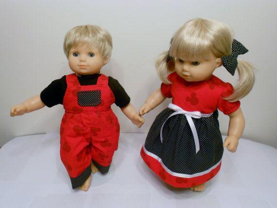 Bitty Baby Twins by DollFashionsbyLinda on Etsy