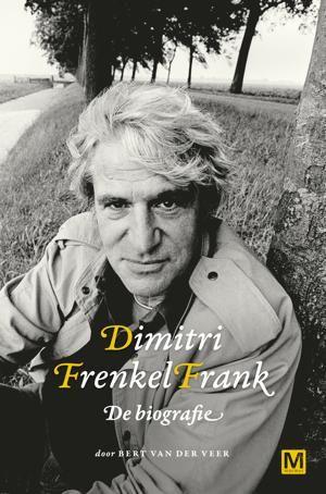 Dimitri Frenkel Frank  'Ik was al gefascineerd door zijn televisiewerk' zo verklaart Bert van der Veer zijn eerste interesse in Dimitri Frenkel Frank 'maar naarmate ik dieper in het leven en het werk van Dimitri Frenkel Frank doordrong werd ik gegrepen door zijn mentaliteit en gedrevenheid. Ik zag niet alleen een schrijver van een indrukwekkende hoeveelheid toneelstukken sketches en scenario's maar ook een man met passie en levenslust. En iemand die zijn talent versnipperde als het maar…