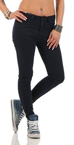 cool 11304 Fashion4Young Damen Jeans Röhrenjeans Hose Stretch-Denim Damenjeans Skinny (L=40, dunkelblau) Check more at https://designermode.ml/shop/77028031-bekleidung/11304-fashion4young-damen-jeans-roehrenjeans-hose-stretch-denim-damenjeans-skinny-l40-dunkelblau/