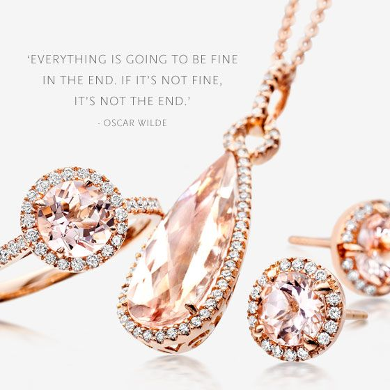 42 best ROSE GOLD images on Pinterest Astley clarke Jewelery and