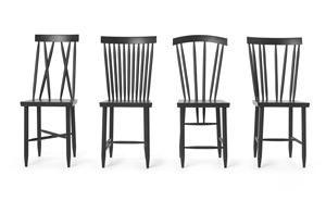 Vare: 3367266Lina Nordqvist, stolar, Family Chairs (4)