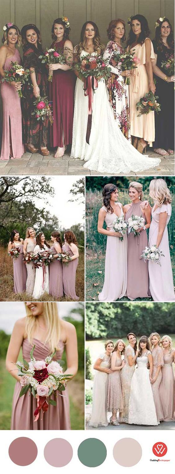 Pink Wedding Dresses can be neutral color, you can add the same color collection for your wedding ceremony. Every girl has a pink dress dream, it is so fantastic if you realize your dream in your big day! Wish you have a happy pink bubble wedding ceremony and get inspired from the following gallery.