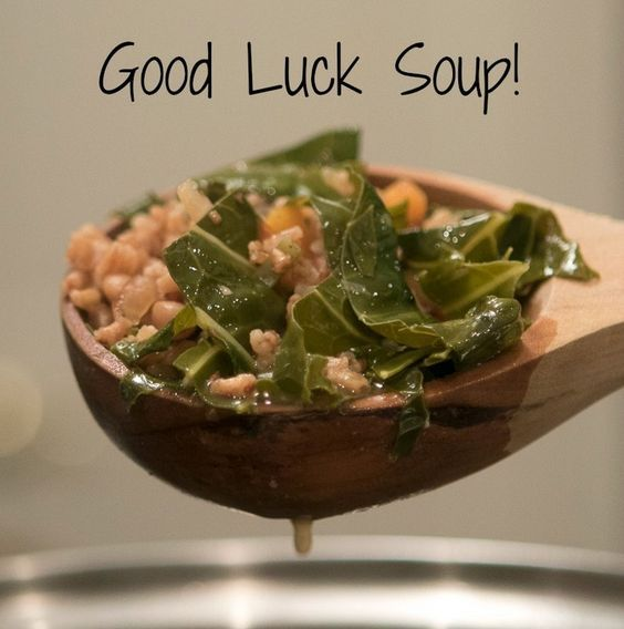 Good Luck Soup: The Best Black Eyed Peas and Collard Greens You've Ever Tasted! — This Photographer's Life